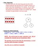 Ten Frame Bingo 0-10 Class Set