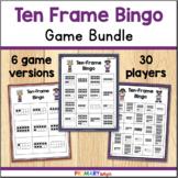 Ten Frame Bingo BUNDLE