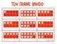 Ten Frame Bingo Game