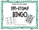 Ten Frame Bingo Game