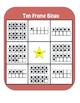 Ten Frame Bingo - Numbers 1-20