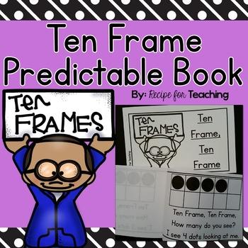 Ten Frame Book