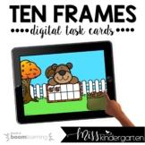 Ten Frame Boom Cards™ Freebie!