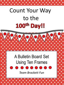 Ten Frame Bulletin Board Bundle