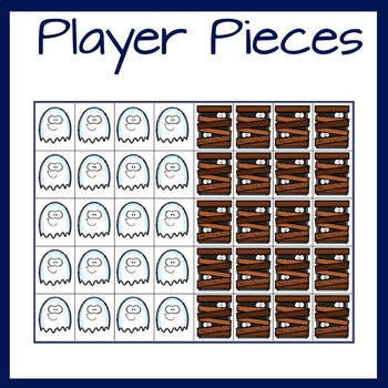 Tens Frame Activity  Halloween Bump