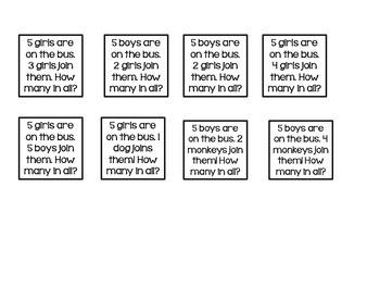Ten Frame Bus