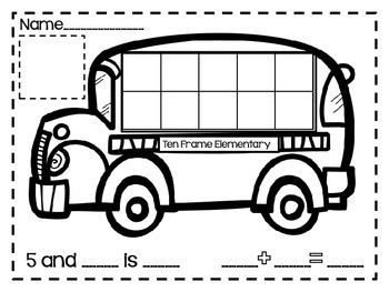 Ten Frame Bus