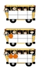 Ten Frame Bus Fun Grades K-3