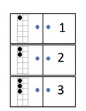 Ten Frame Chain Link Match