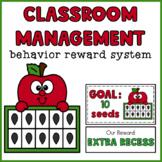 Classroom Management Behavior Reward System   Apple Ten Frame