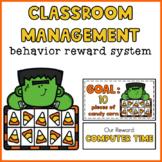 Classroom Management Behavior Reward System   Frankenstein Ten Frame