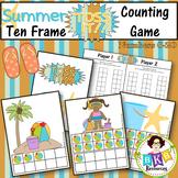 Ten Frame Game ● Ten Frame Counting 0-20 ● Summer Math Center
