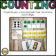 Ten Frame Counting: Hands On Math Center