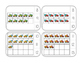 Ten Frame Counting and Addition Clip Cards - Construction