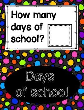 Ten Frame Days in School