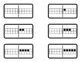 Ten Frame Dominoes
