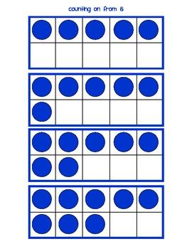 Ten Frame Dot Package