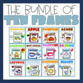 Ten Frame Dough Mats + More GROWING BUNDLE