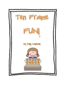 Ten Frame FUN! (posters and activities)
