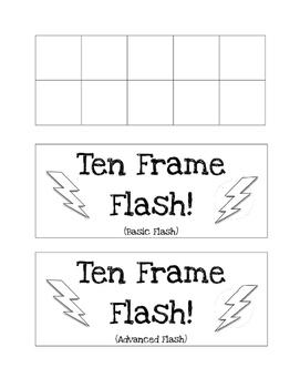Ten Frame Flash!