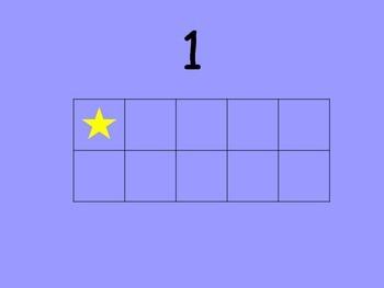 Ten Frame Flash (0-15) PPT