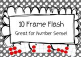 Ten Frame Flash (Number Sense Practice)
