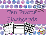 Ten Frame Flashcards 0-20