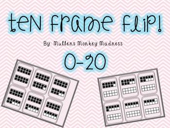 Ten Frame Flip