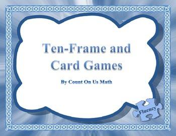 Ten-Frame Fluency Games