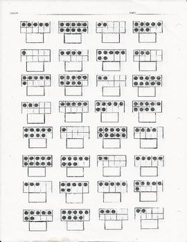 Ten Frame Fluency Sprint