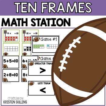 Ten Frame Football