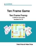Ten Frame Frenzy Game