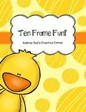 Ten Frame Fun
