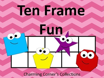 Ten Frame Fun ~ Freebie
