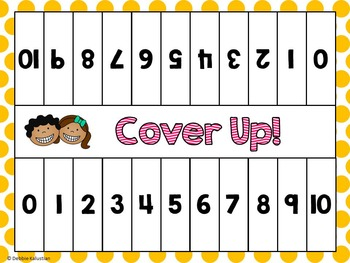 Ten Frame Fun:  Puzzles & Games for Math Stations