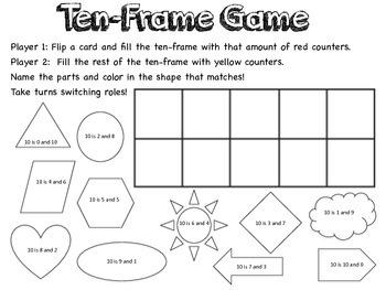 Ten-Frame Game