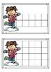 Ten Frame Game- Get To 10 Winter Theme