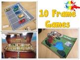 Ten Frame Games