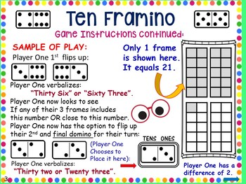 Ten Frame Games are Hands-On Fun