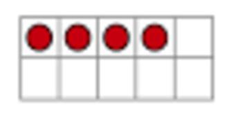 Ten Frame Garden Match