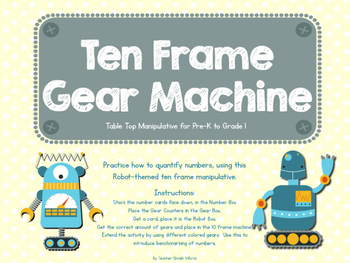 Ten Frame Gear Machine