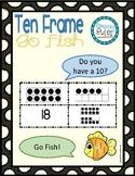 Ten Frame Go Fish