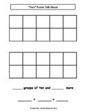 Ten Frame Graphic Organizer