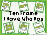 Ten Frame I Have Who Has