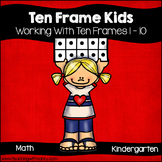 Ten Frame Kids