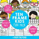 Ten Frame Activities and Resource Fun Pack