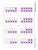 Ten Frame Line Up Game