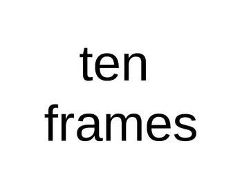 Ten Frame Loop