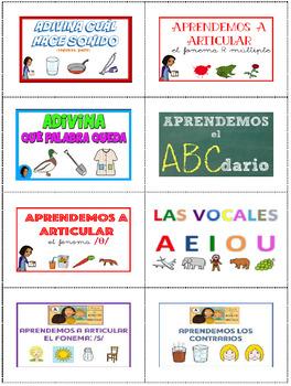 Spanish QR Codes - 465 Story Time, Read Aloud Books, Mono Silabo, Rimas...