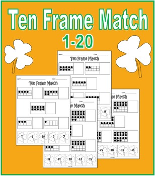 Ten Frame Match - March